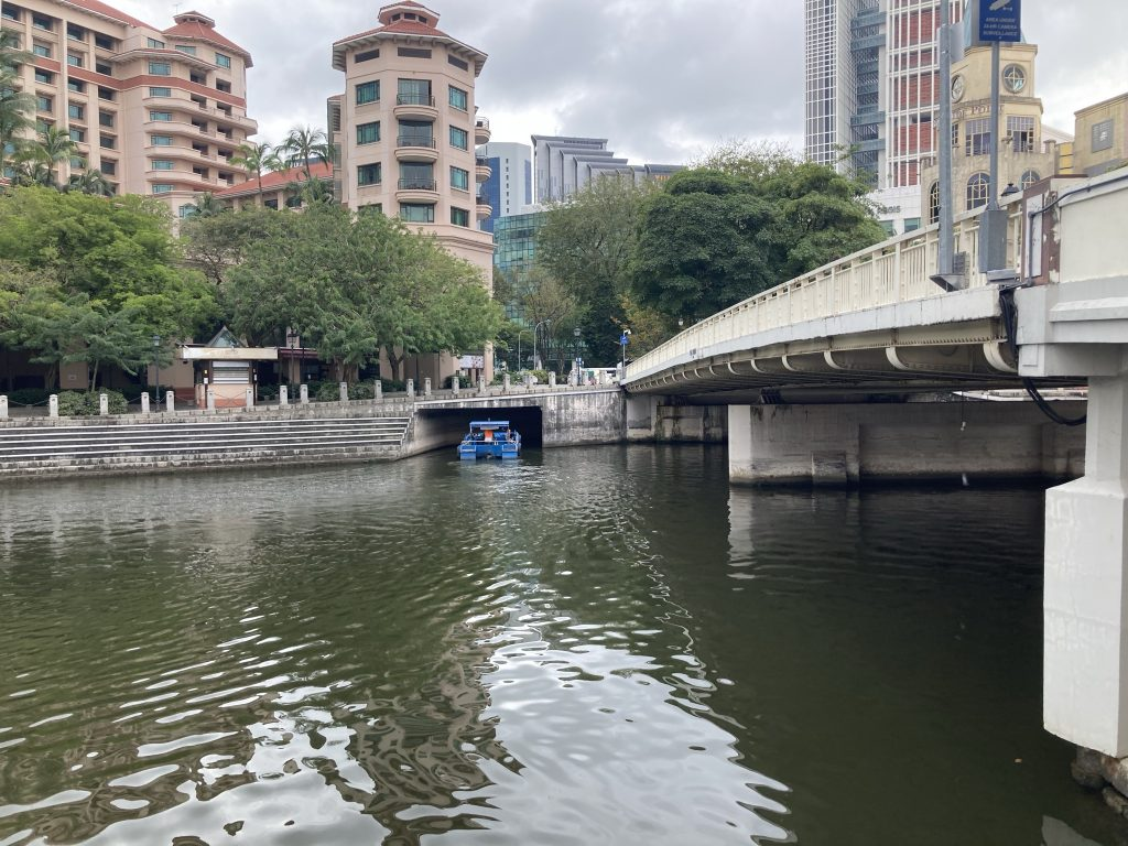 Canninghill Piers City Developments Limited at Singapore River To Be Launched Soon